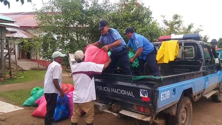 128 albergues son resguardados por la Policía Nacional