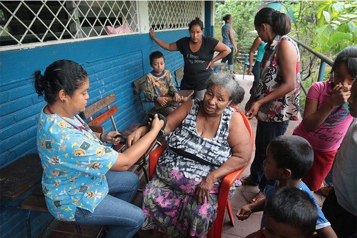 Habilitados 31 albergues temporales en colegios del Caribe Norte