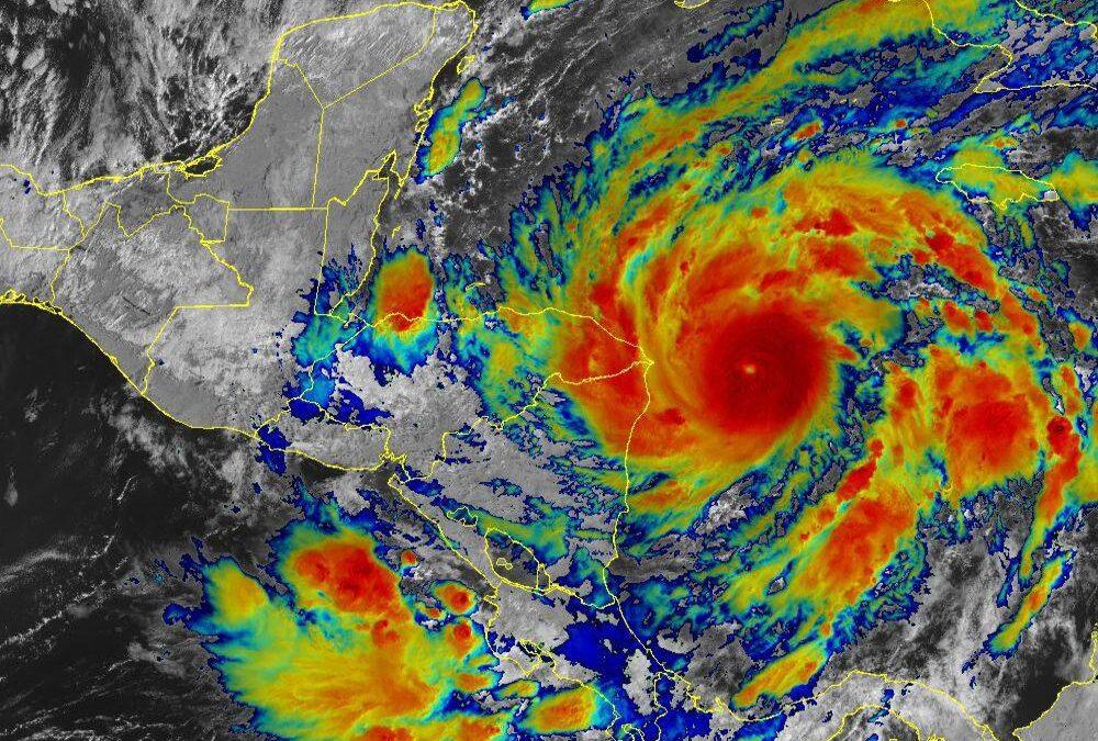 Gobierno de Nicaragua declara Alerta Roja en la Costa Caribe Norte