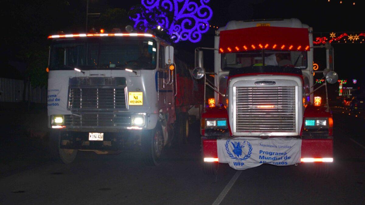 Envían más alimentos hacia el Caribe Norte de Nicaragua