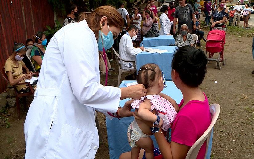 Personal de salud e insumos preparados para atender emergencias por Eta