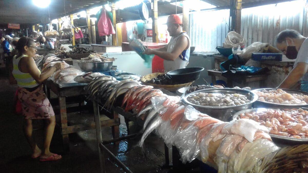 Aumenta el precio de mariscos y pescados en Managua