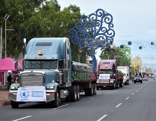 Parte más ayuda rumbo al Caribe Norte de Nicaragua
