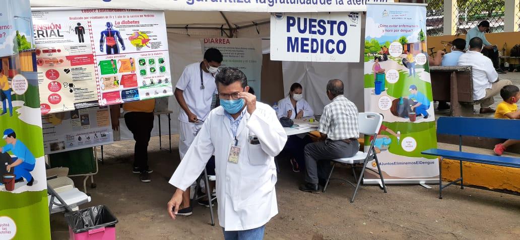 Nicaragua continúa fortaleciendo el sector salud