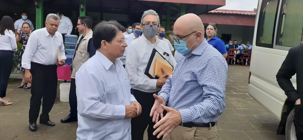 Gobiernos de Nicaragua y Costa Rica firman acuerdo bilateral en materia laboral