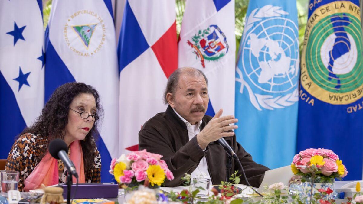 Cumbre entre Jefes de Estado y de Gobierno del SICA y el Secretario General de Naciones Unidas