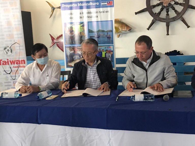 China y Nicaragua firman segunda fase del proyecto de maricultura