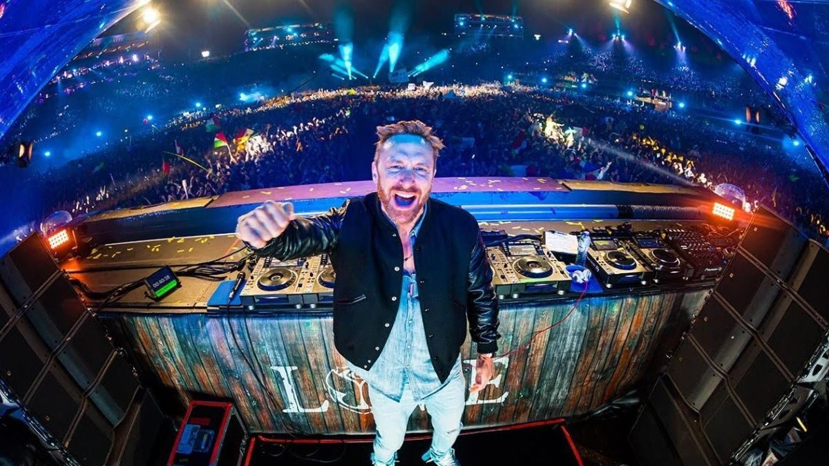 David Guetta es nombrado el mejor DJ del mundo