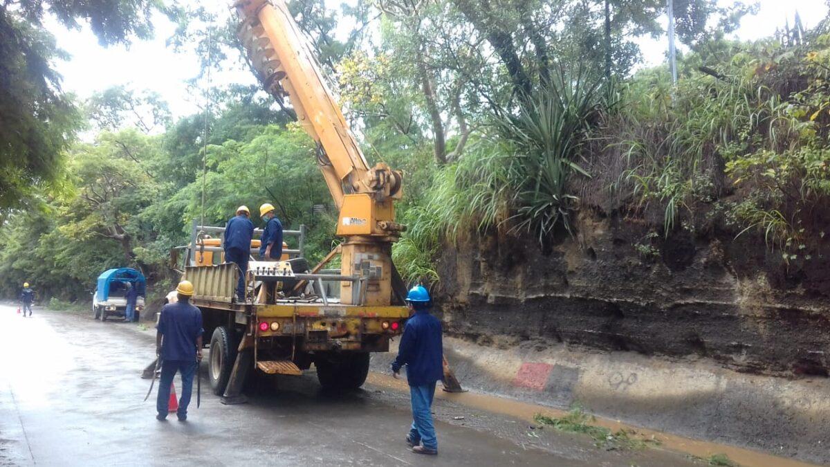 2% de viviendas sin energía tras paso de Eta en Nicaragua