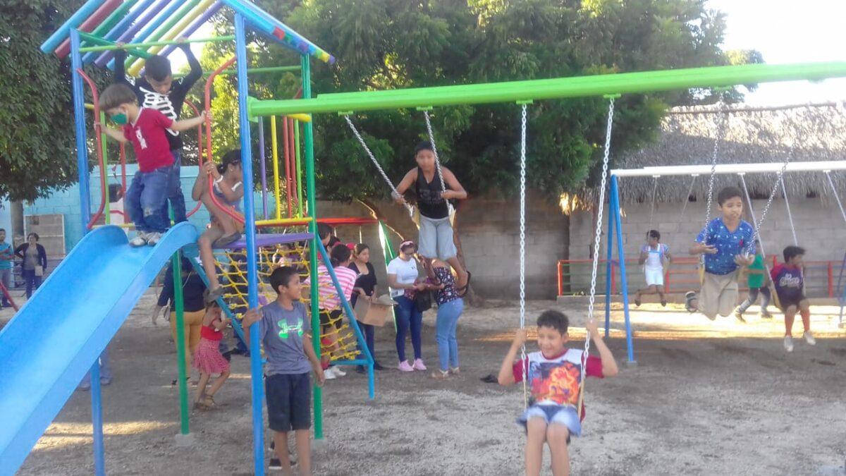 Más espacios de recreación en Ciudad Sandino