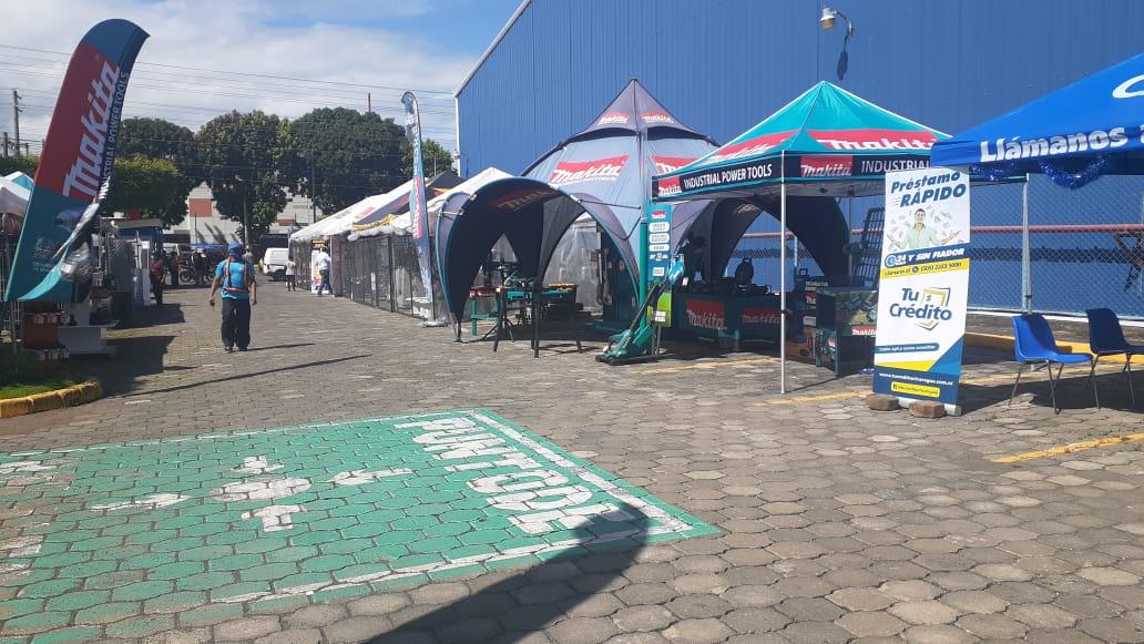 Feria «Estación Navideña» estará abierta al público durante 9 días consecutivos