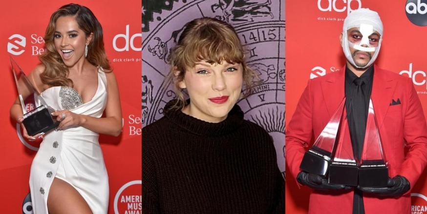 Estos fueron los ganadores de los American Music Awards 2020