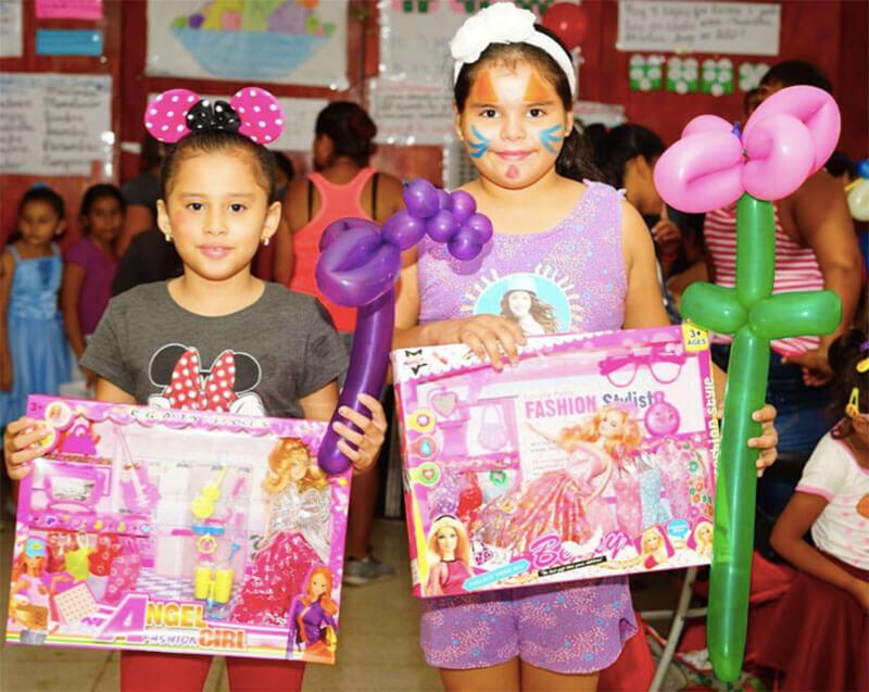 Gobierno de Nicaragua entregará 1 millón 200 mil juguetes