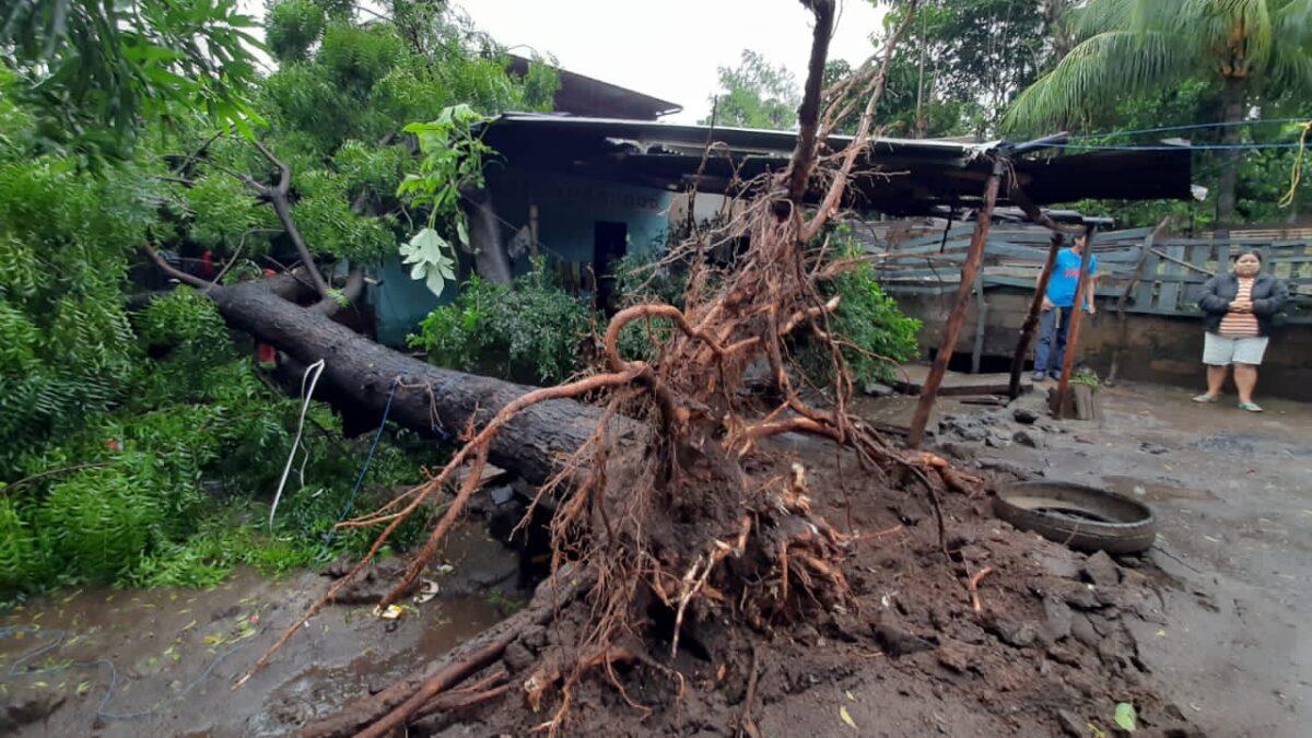 Tormenta tropical Iota abandona suelo nicaragüense