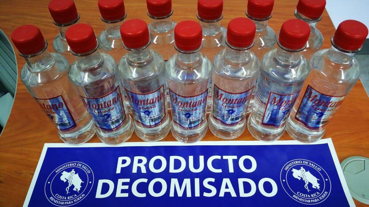 Ascienden a 38 las muertes por intoxicación con Metanol en Costa Rica