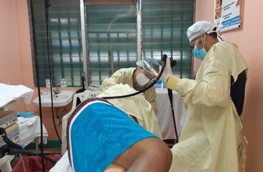 Minsa garantiza procedimientos de endoscopías gratuitos y oportunos