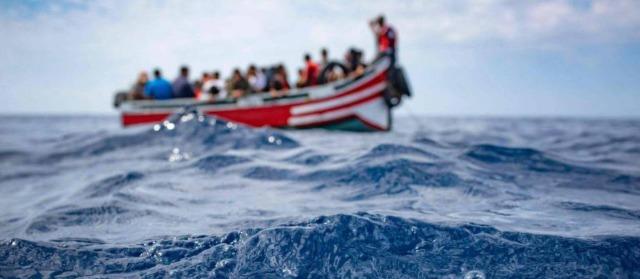 Fallecen 74 migrantes frente a costas de Libia