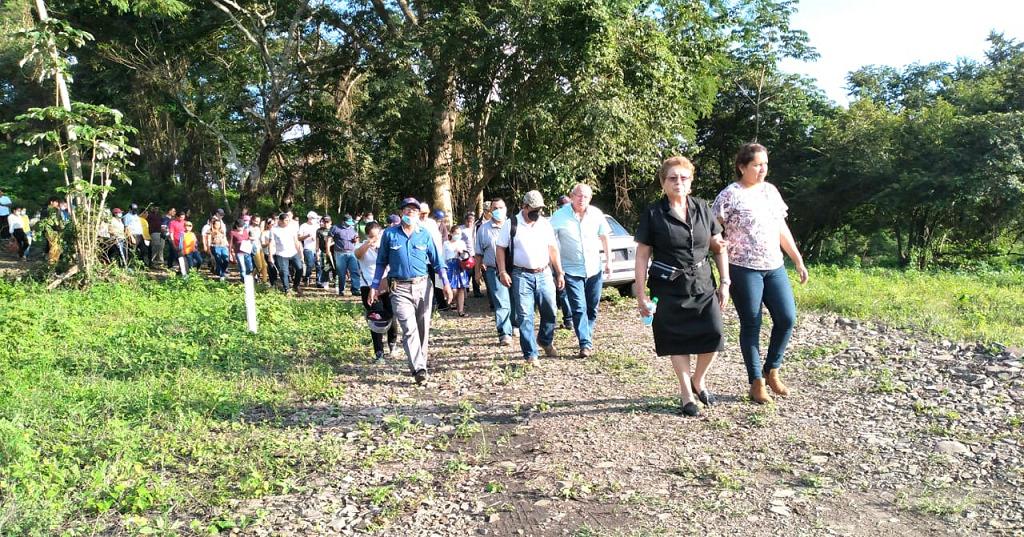 Más familias boaqueñas obtienen lotes de terreno