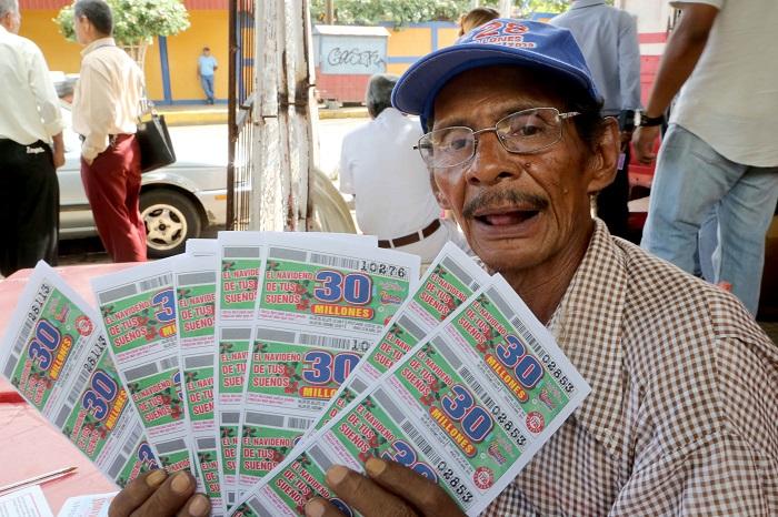 C$ 12 millones para próximo sorteo de la Lotería Nacional