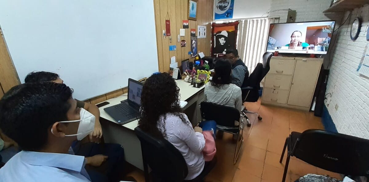 Nicaragua avanza en producción radial y televisiva, con fines educativos