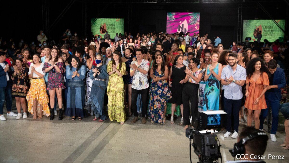 Finalizó la 9na edición Nicaragua Diseña