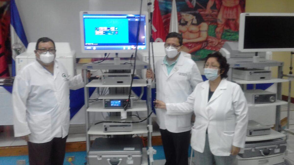 Nicaragua invierte más de C$ 80 millones en equipos de salud pública