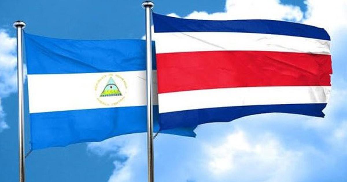 Nicaragua y Costa Rica firman Convenio Binacional