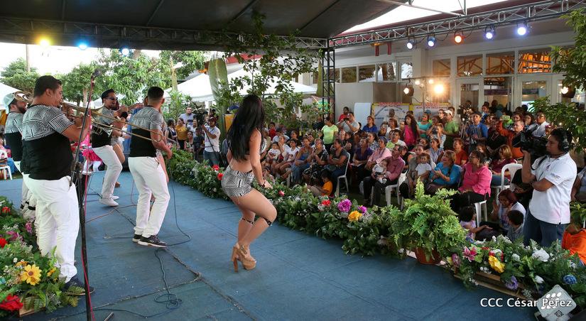 Afinan preparativos de segunda Expo Feria «Nicaragua, Fuerza Bendita»
