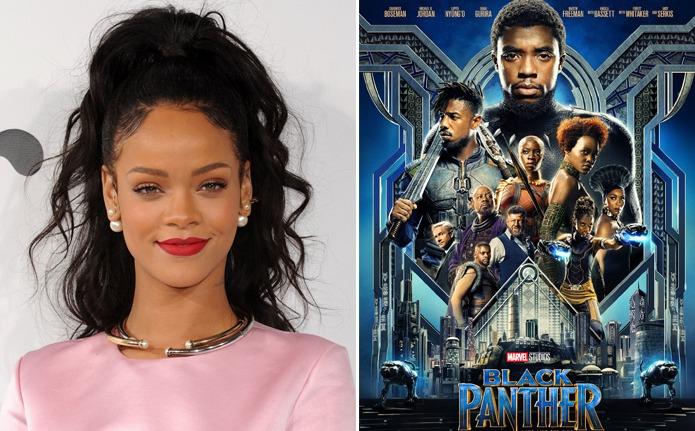 ¿Rihanna estará en Black Panther 2?