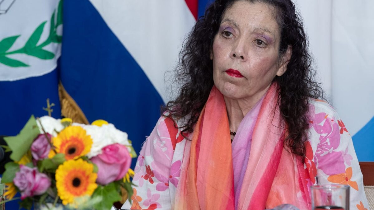 Rosario Murillo: Esta reunión es el punto de partida para conformar una agenda regional
