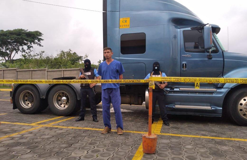 Arrestan a tico que pretendía ingresar 171 kilos de cocaína a Nicaragua