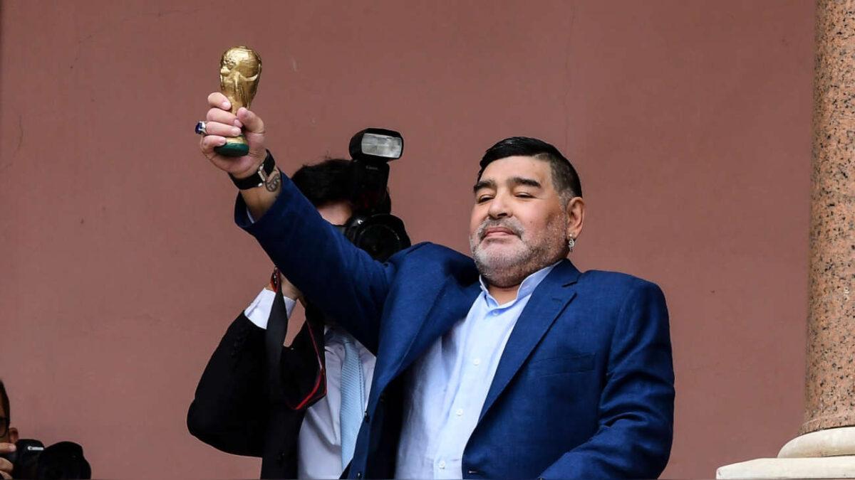 Los últimos minutos de Diego Armando Maradona