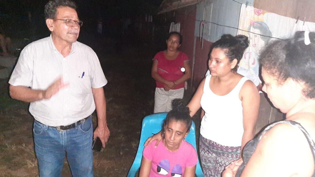Humilde vivienda se reduce a cenizas en Tecolostote, Boaco