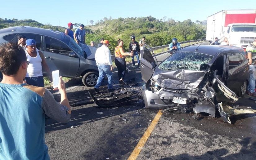 11 personas más fallecieron en accidentes de tránsitos la semana antepasada