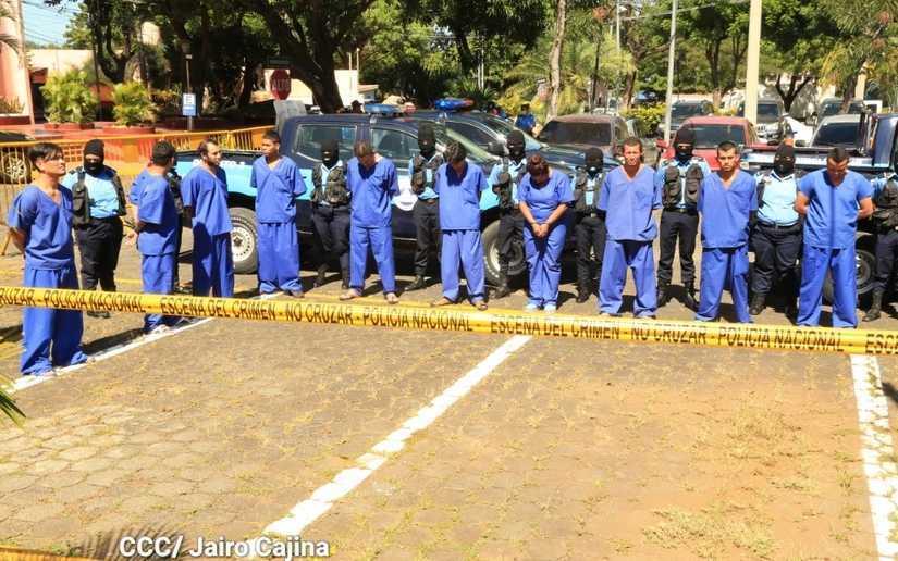Operativos contra el delito dejan como resultado 64 detenidos