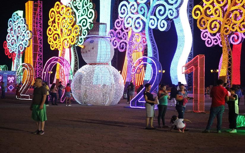 Gobierno envía mensaje de año nuevo a las familias nicaragüenses