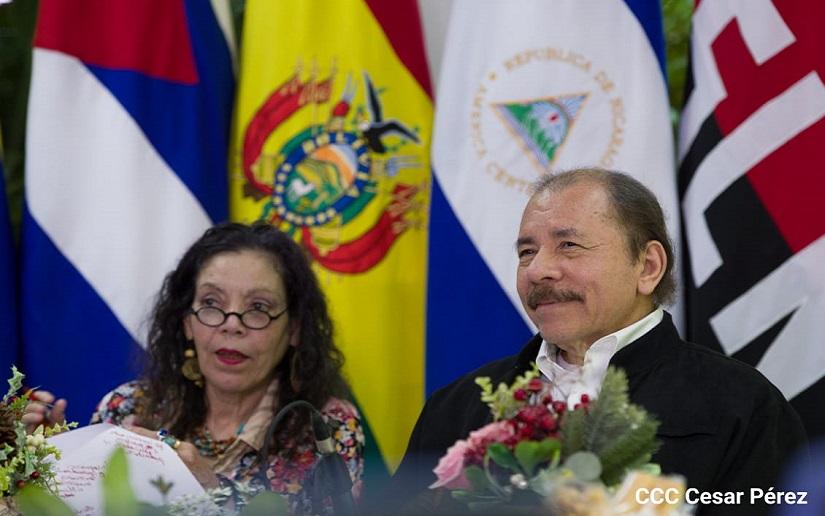 Nicaragua participa en la Cumbre XVIII del ALBA-TCP