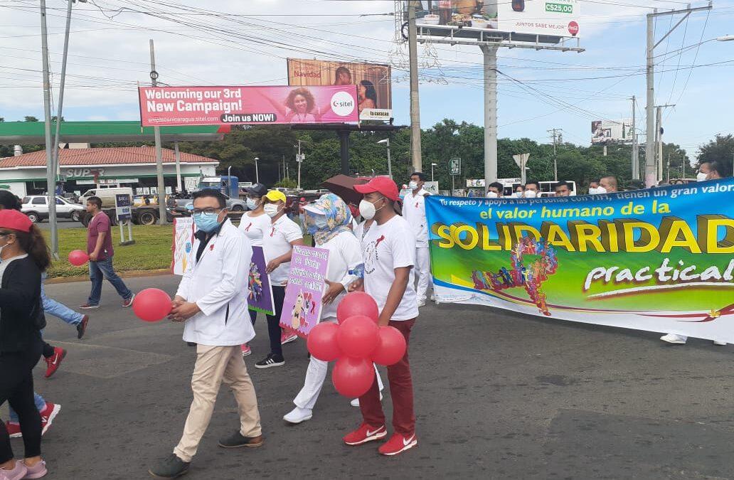 Nicaragua avanza con la prevención y contención del VIH
