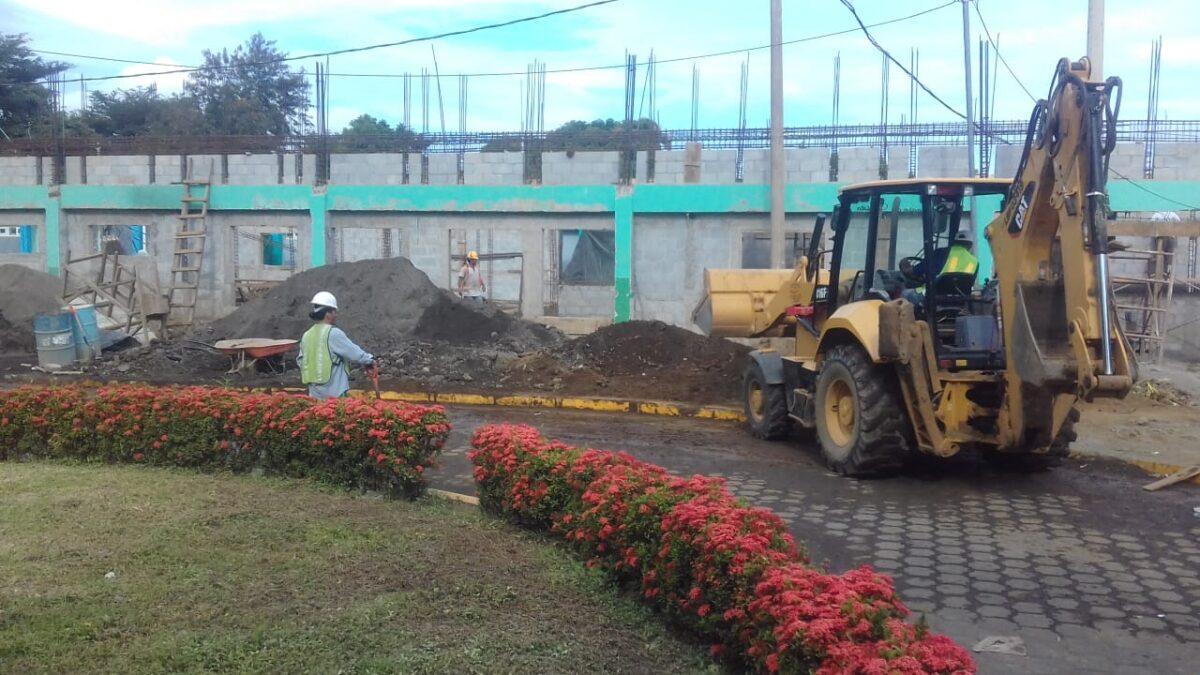 Millonaria inversión en hospital público de Managua