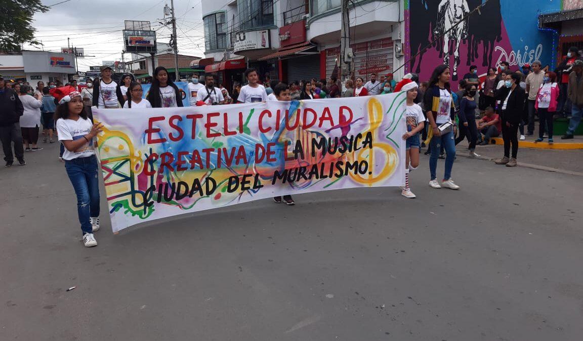 Estelí festeja 129 años de ser Elevada a Ciudad