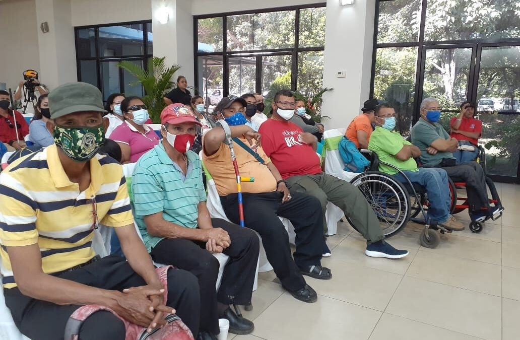 Personas con discapacidad destacan logros y cumplimiento de sus derechos humanos