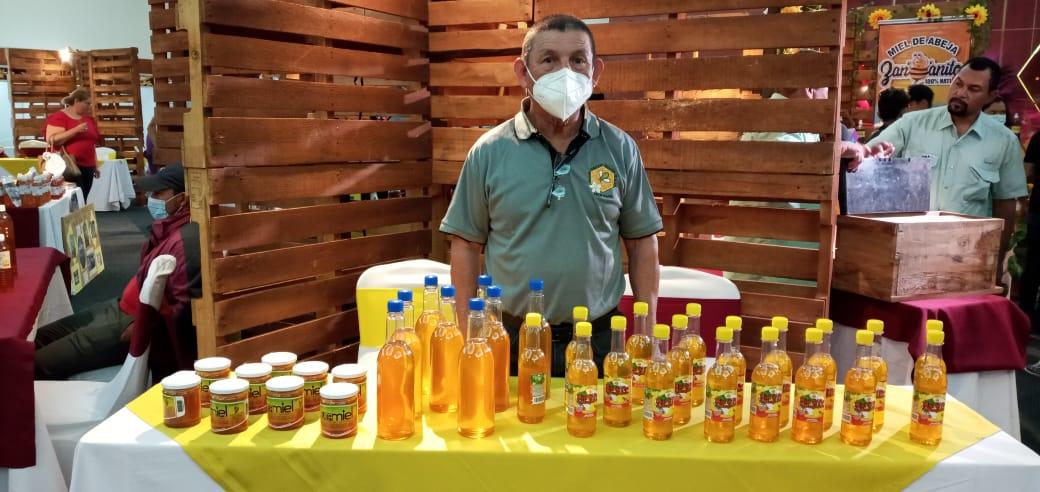 Exportaciones de miel generan $ 1.3 millones