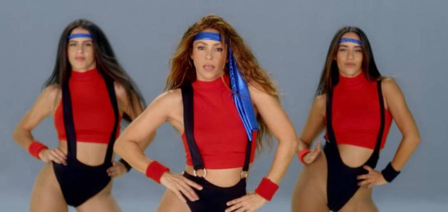 """La nueva canción de Shakira """"A Girl Like Me"""", causa tendencia en las redes sociales"""