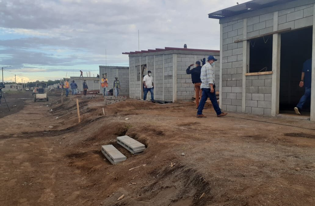 El año 2020 cierra con la entrega de 700 casas del programa Bismarck Martínez