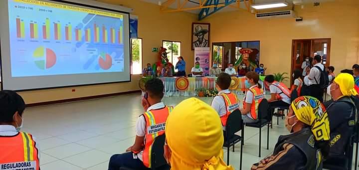Carazo implementa acciones para la prevención de accidentes