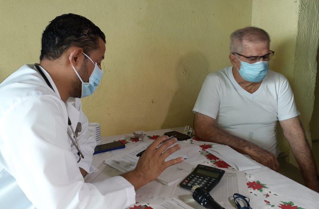 Habitantes satisfechos con servicio de clínica móvil