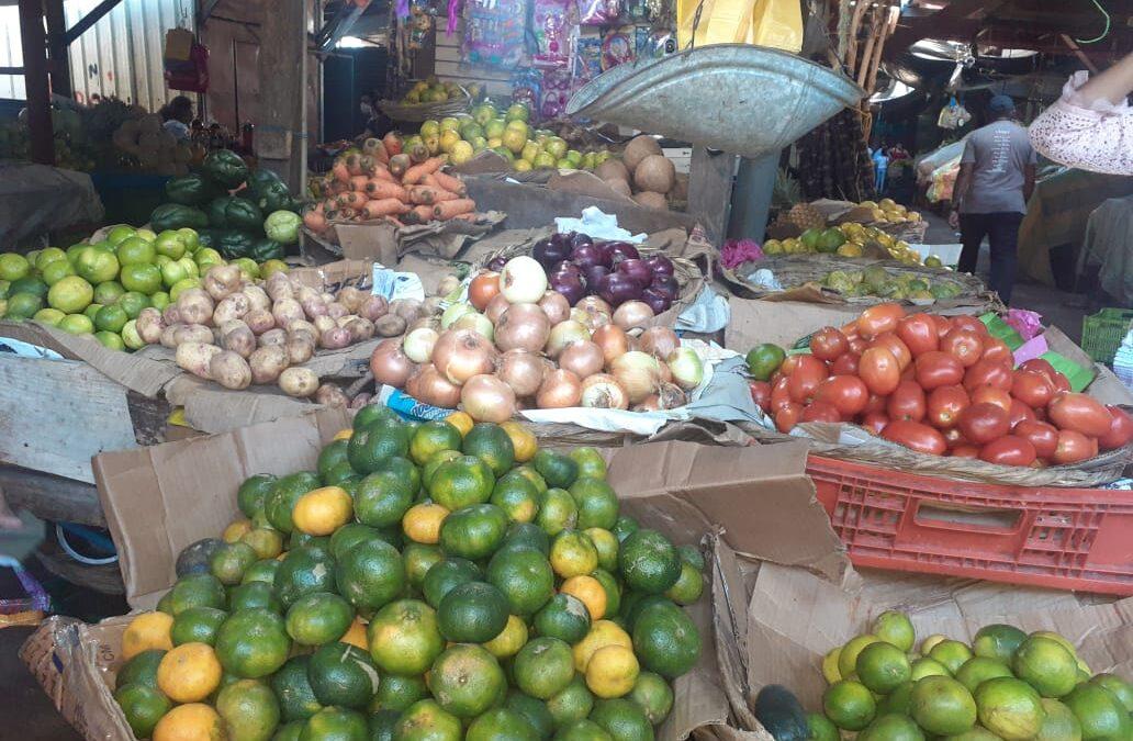 Estabilidad de precios de productos perecederos y libra de carne de res