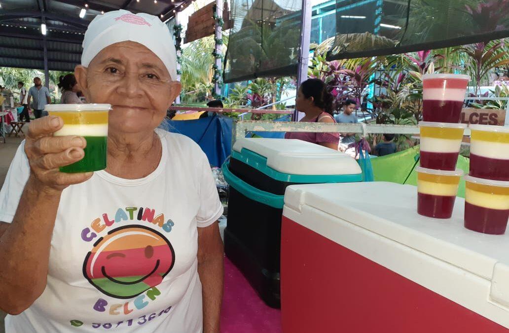 Buenas ventas y afluencia de turistas en el Parque de Ferias
