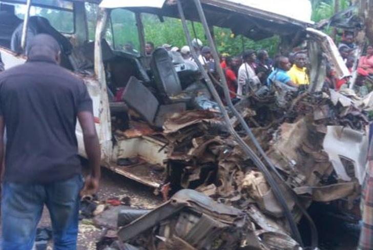 37 muertos y decenas de heridos dejó un accidente vial en Camerún