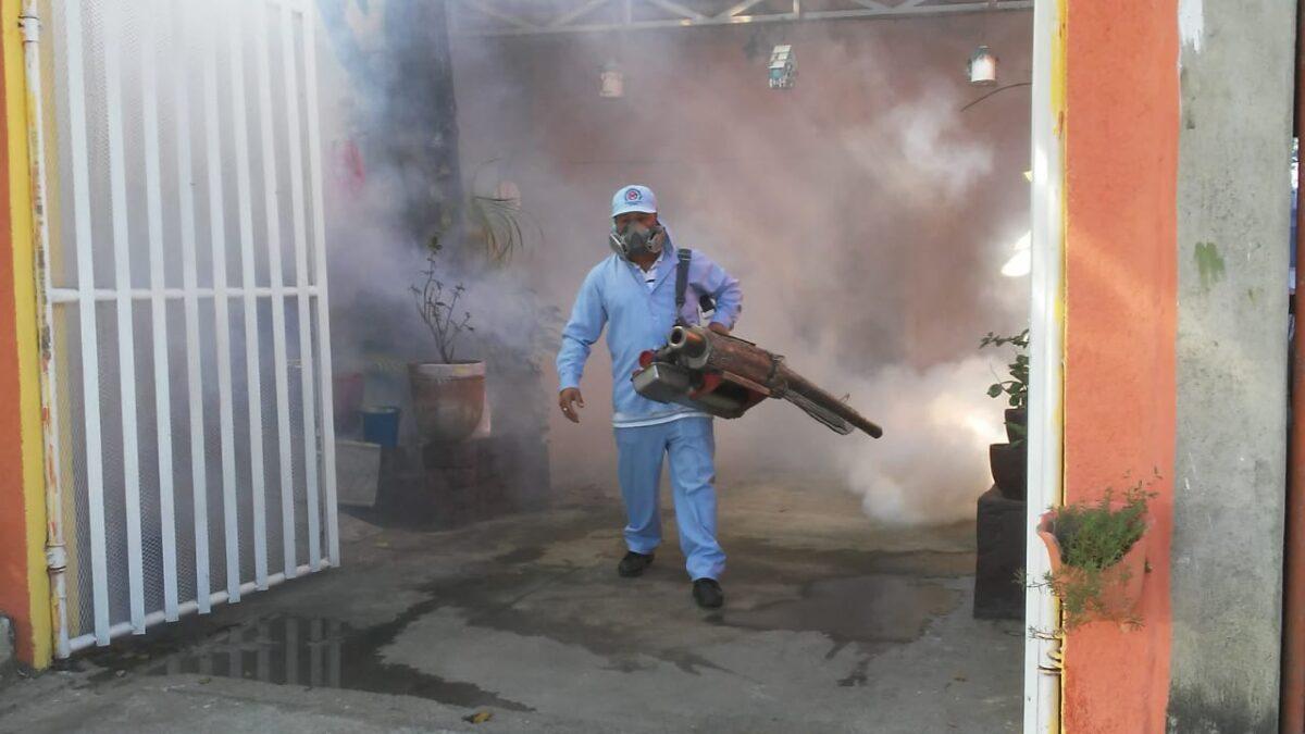 Más de 500 viviendas fumigadas en el Barrio Oscar Turcio